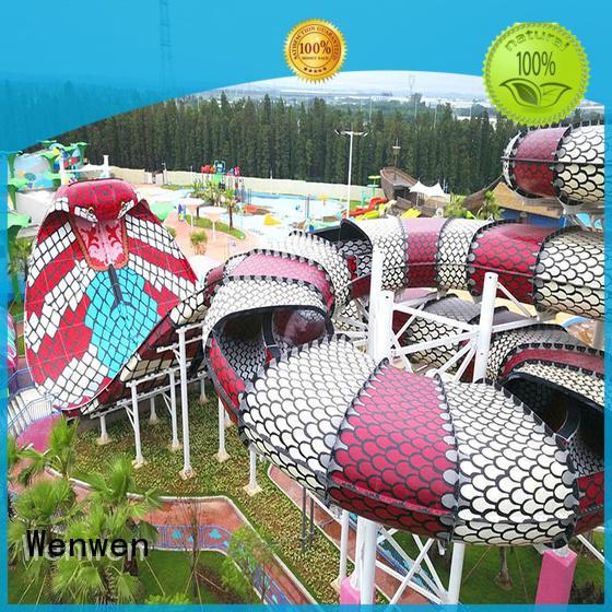 large slides water slide cost Wenwen Brand