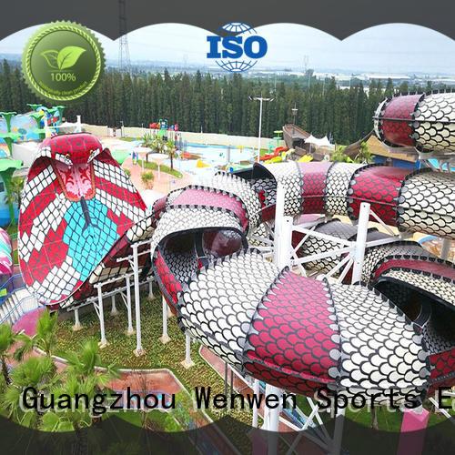cobra water slide price equipment for amusement park