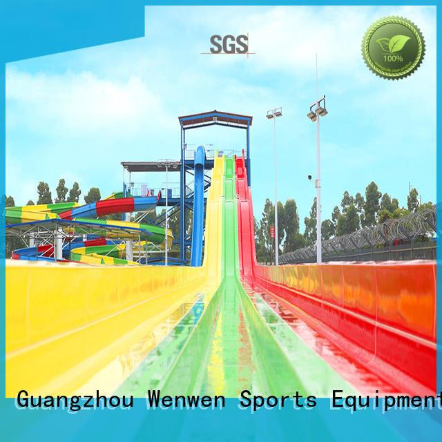 buy water slide online for resort Wenwen