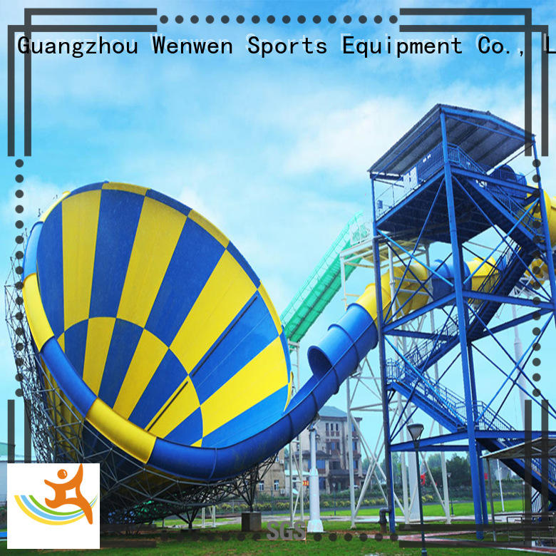 anti fade cheap water slides equipment for theme park