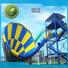 big outdoor resort Wenwen Brand cheap water slides