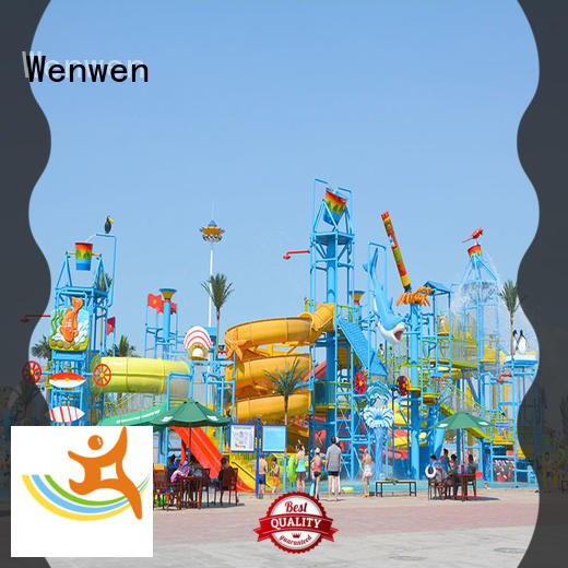 water world park colorful for water park Wenwen