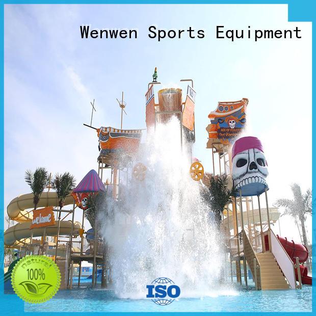 warranty water Wenwen Brand parks with water