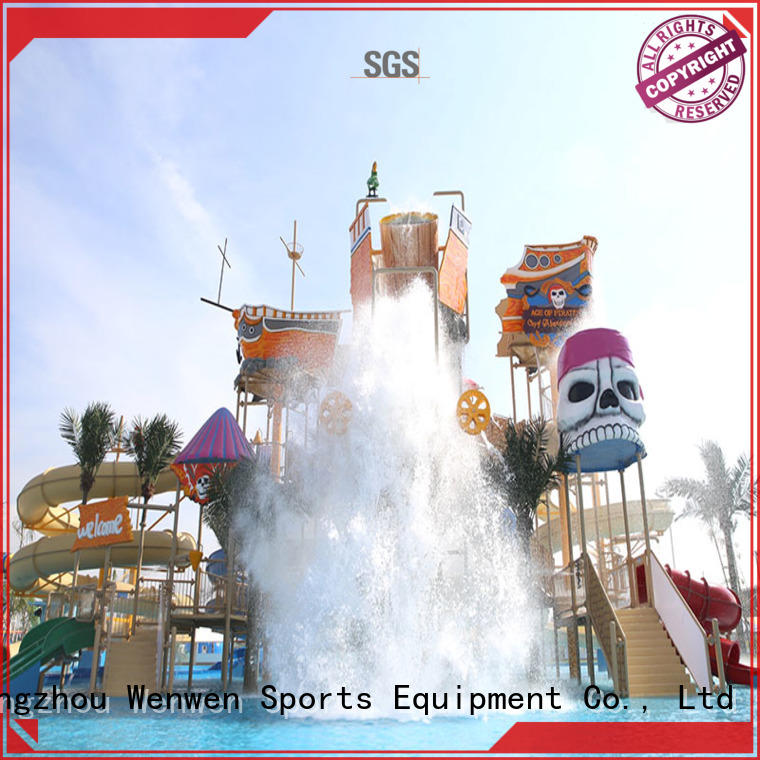 Wenwen new water park rides custom for amusement park