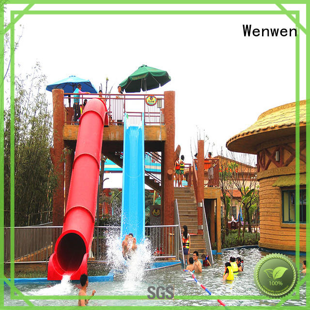 adult water slide for hotel Wenwen