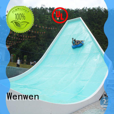 Wenwen designed water slide cost for adult