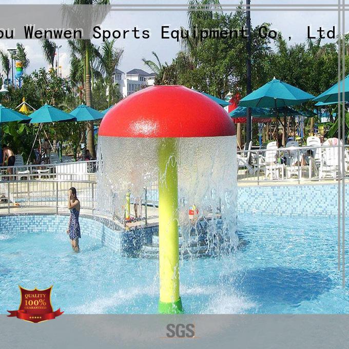 Wenwen splash pad park carbon for sale