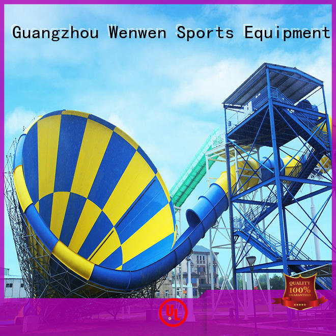 Wenwen fiberglass water slides for sale adult for theme park