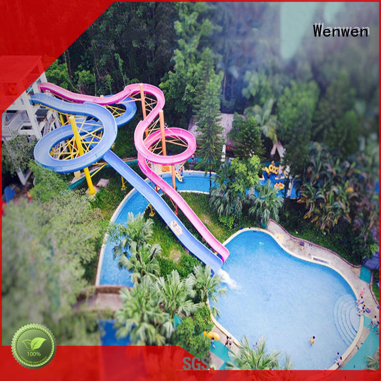 water slide outdoor for holiday Wenwen