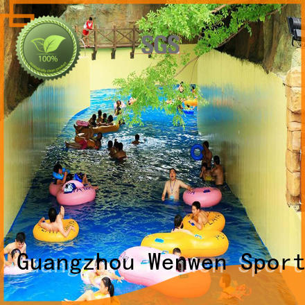 the lazy river for family Wenwen