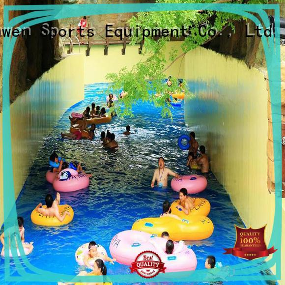 longest lazy river safe for theme park Wenwen