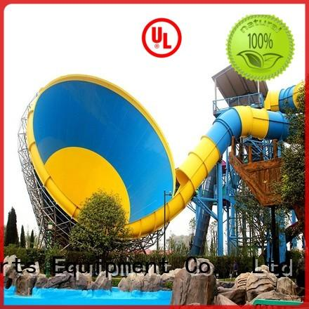 Wenwen anti fade cheap water slides hurricane for water park