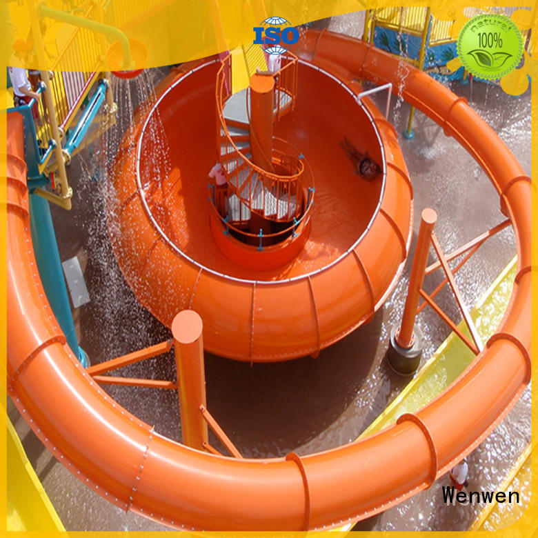 Wenwen behemoth water slide with bowl online for sale