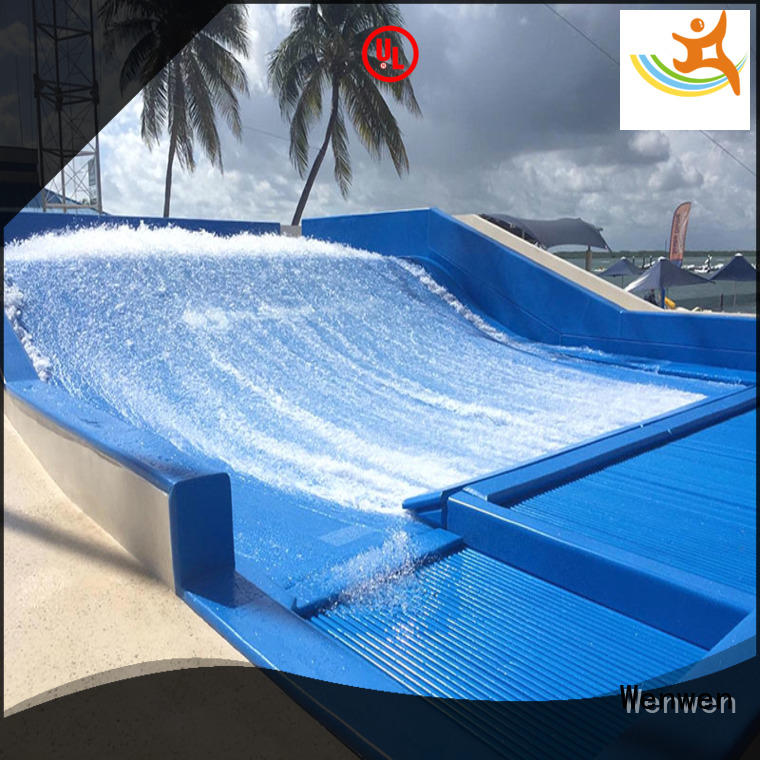 slide adults commercial Wenwen Brand the big water slide manufacture
