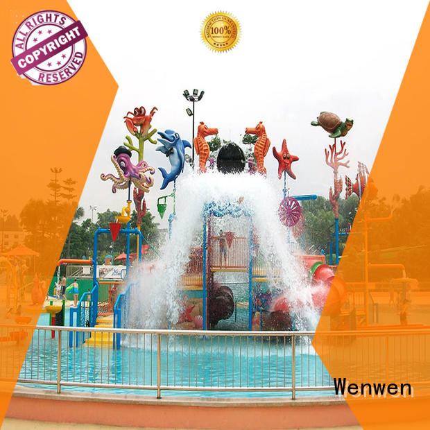 hot sale indoor water park house for home Wenwen