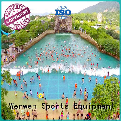 outdoornew wave pools air for hotel