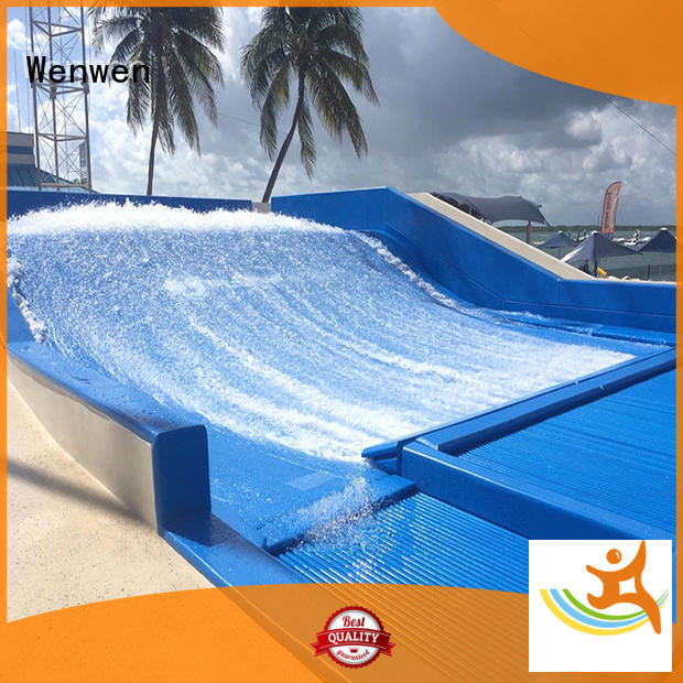 the big water slide commercial installation fun water slides Wenwen Brand