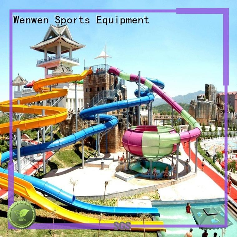 family water slides for sale customized Wenwen company