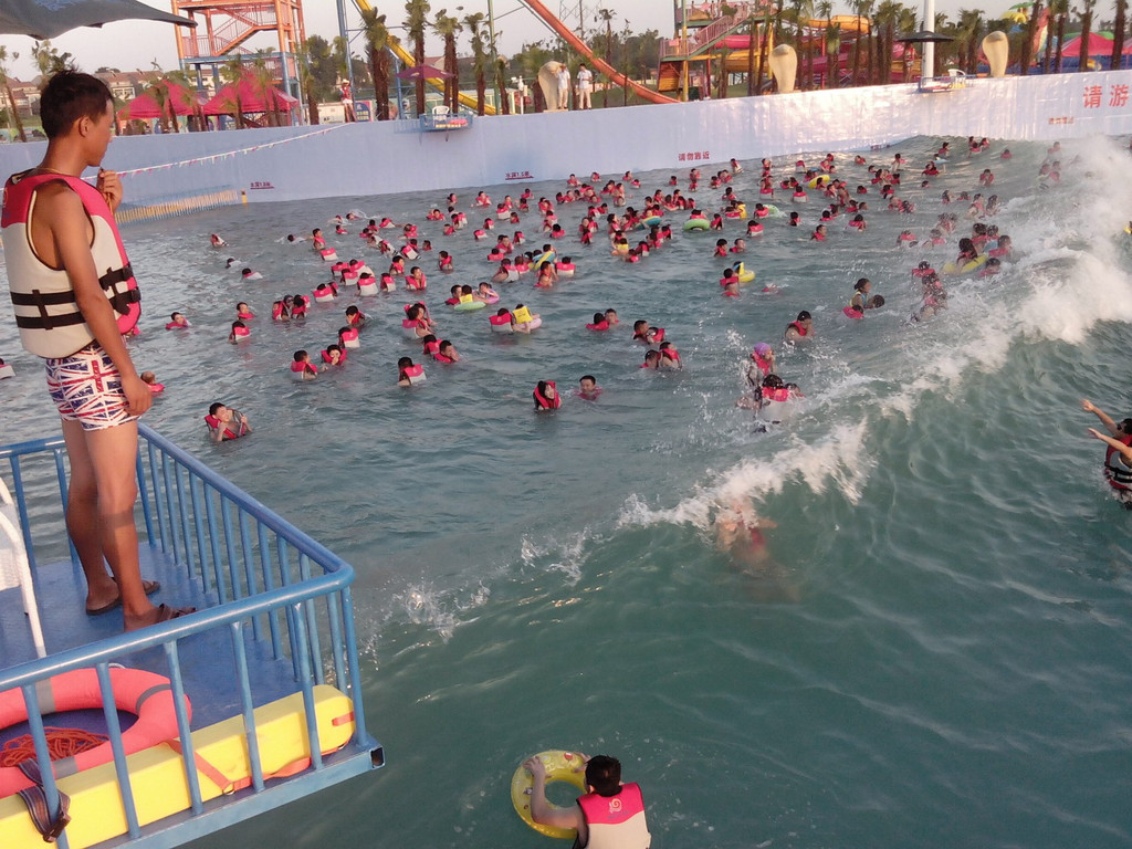 Wenwen the wave pool manufacturer wholesale-9