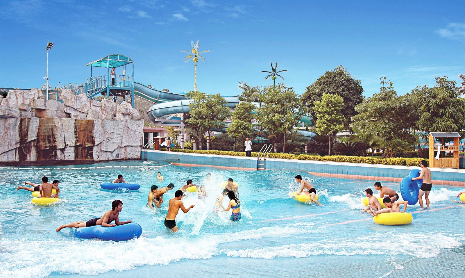 Wenwen the wave pool manufacturer wholesale-7