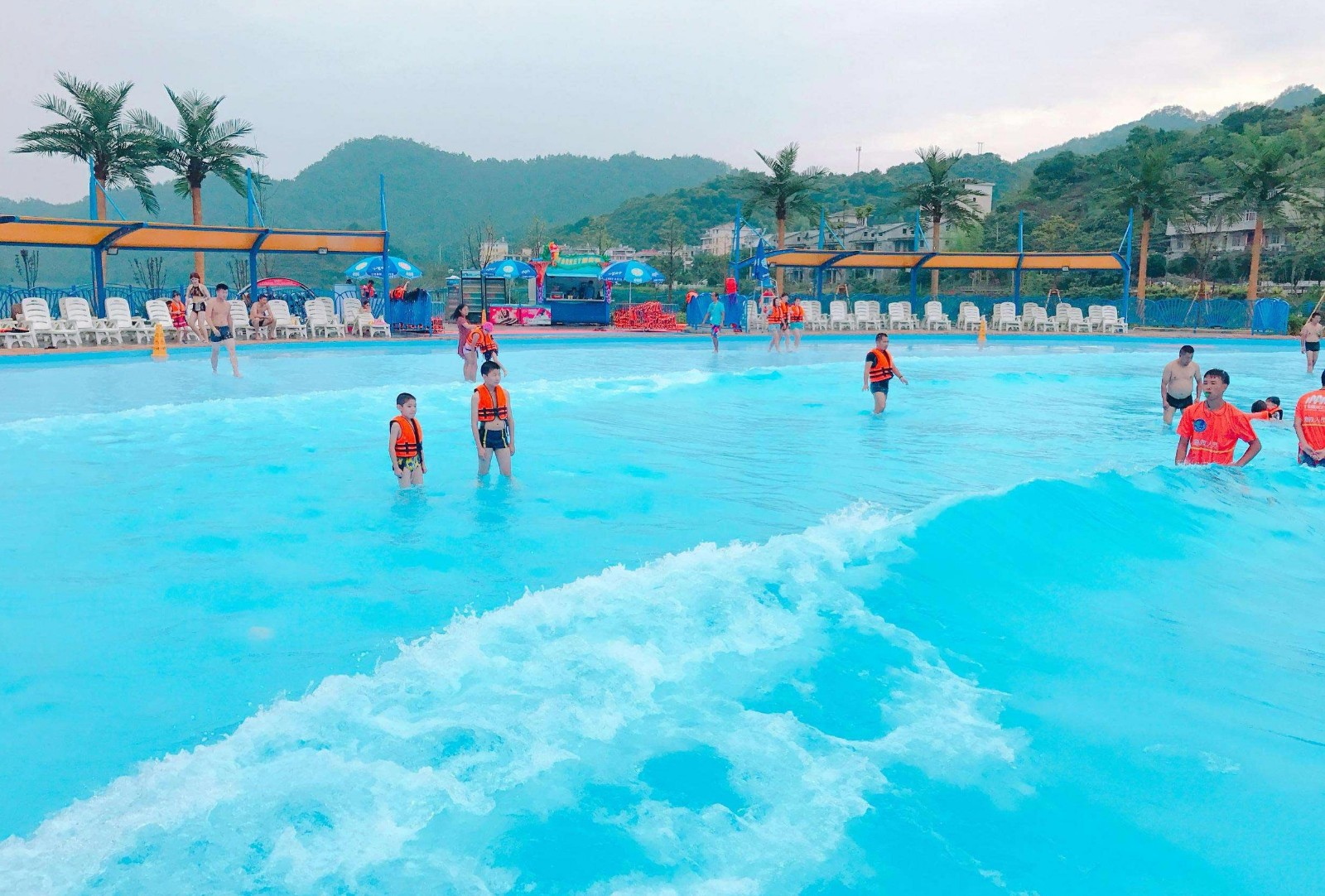 Wenwen the wave pool manufacturer wholesale-16