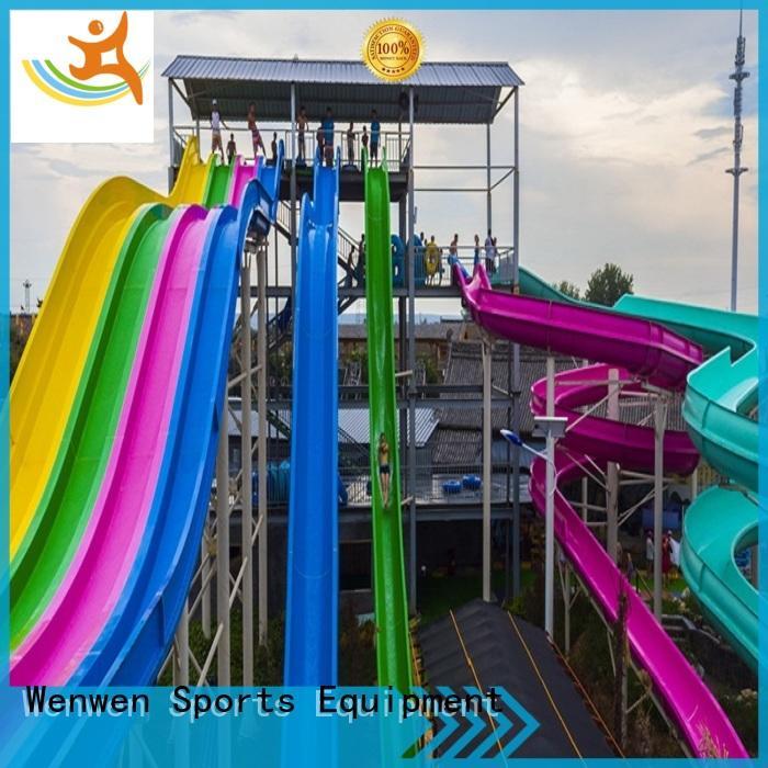 online 10 water slides hot sale for resort Wenwen