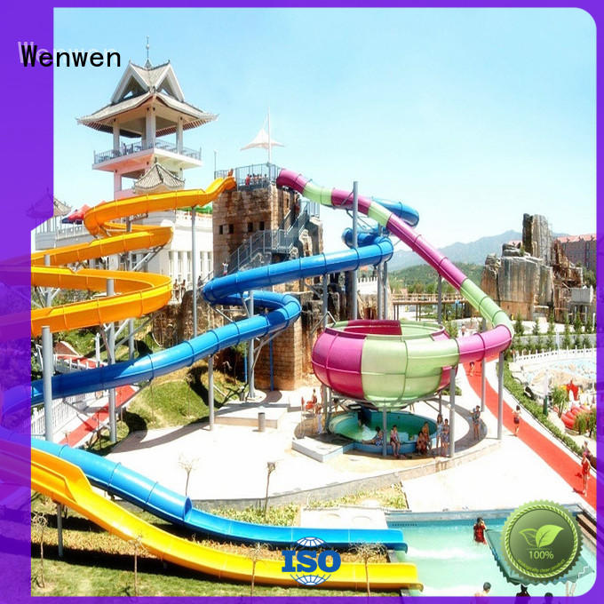 commercial big water slides for sale competition for theme park