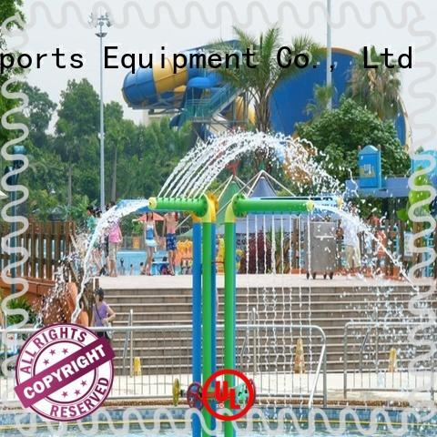 Wenwen rainbow splash pad equipment wholesale