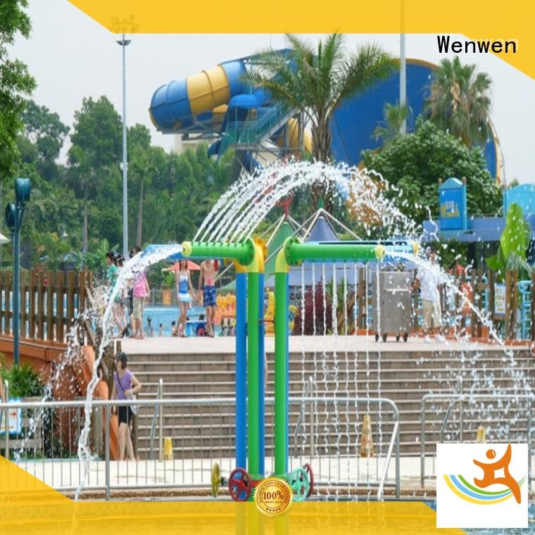 Kids Water Toys Spray Interactive Kids Customized Splash Pad For Water Park