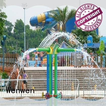 aqua kids splash pad galvanized for water park