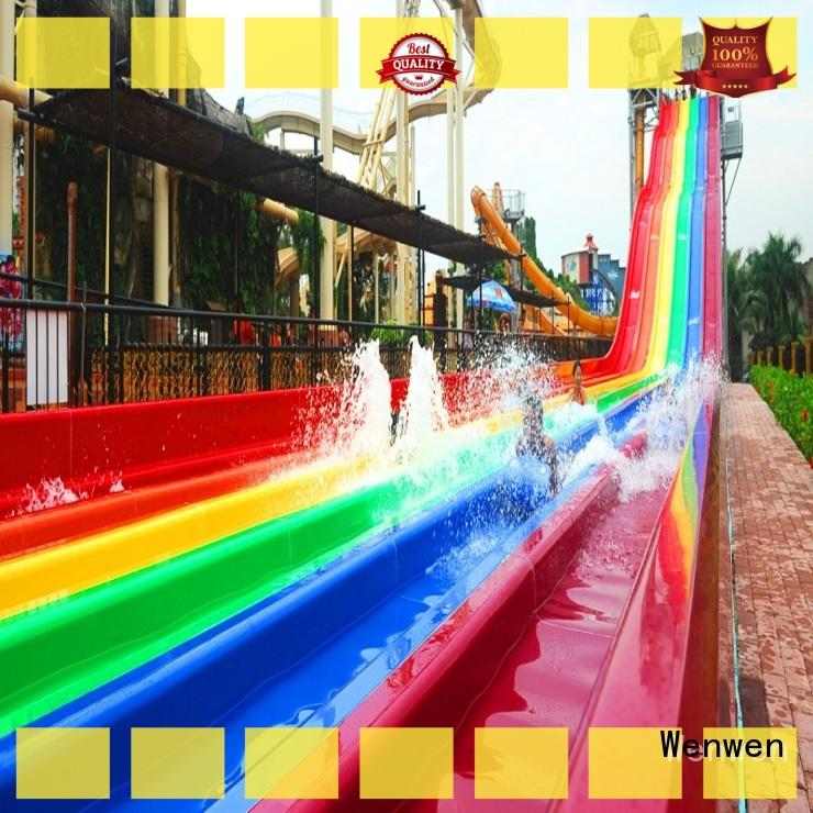 Wenwen best water slides in the world entertainment for water park