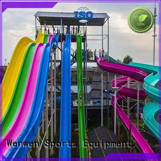 racing best water slides in the world swimming pool for resort